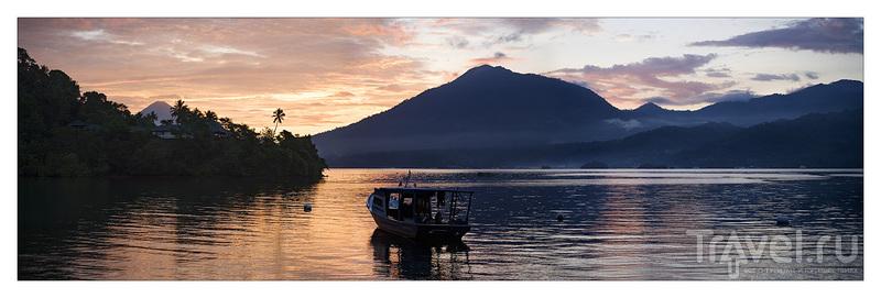 Пролив Лембех, Индонезия / Фото из Индонезии
