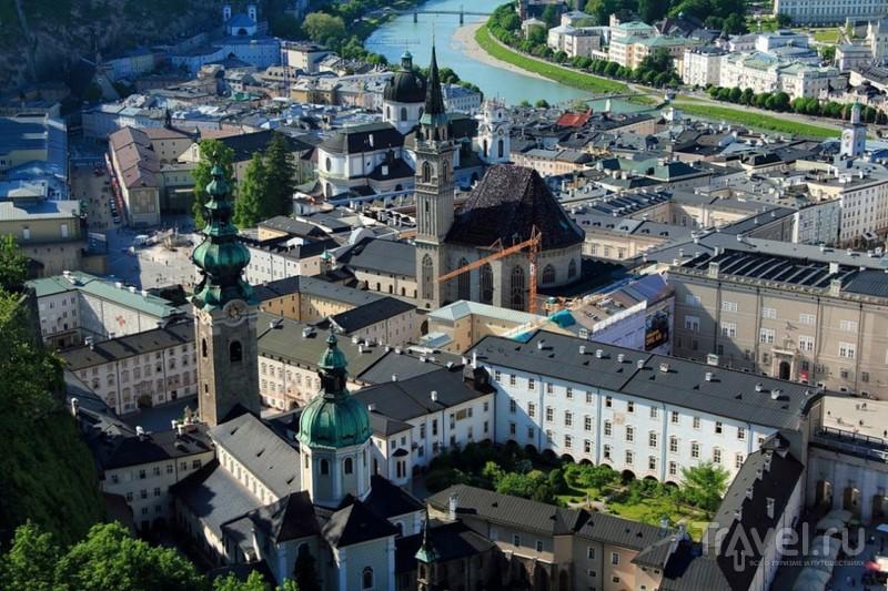О Зальцбурге без пристрастия / Австрия