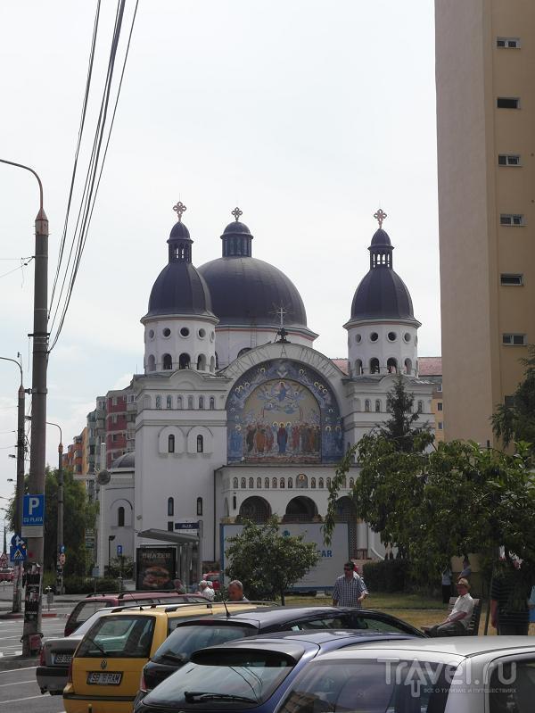 Церковь Вознесения (Biserica Inaltarea Domnului) в Сибиу, Румыния / Фото из Румынии