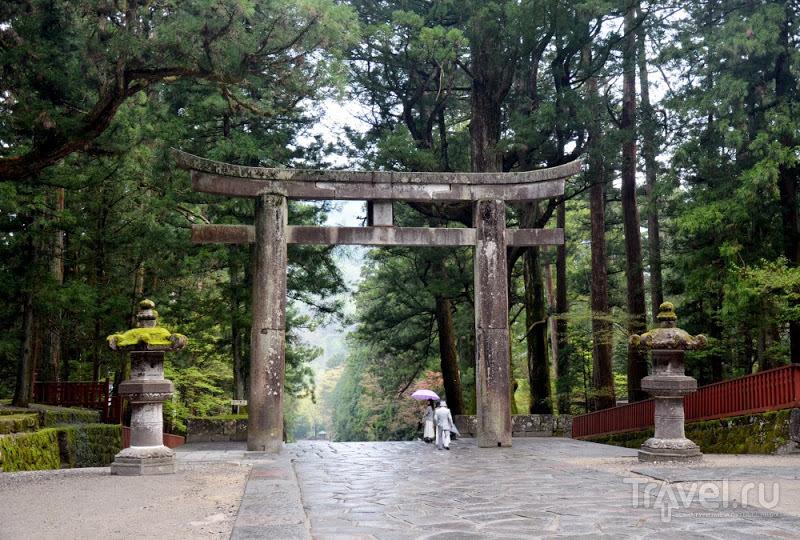 Япония. Провинция Точиги. В прошлое и назад / Япония