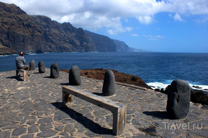 Мирадор на мысе Тено, остров Тенерифе, Испания / Фото из Испании
