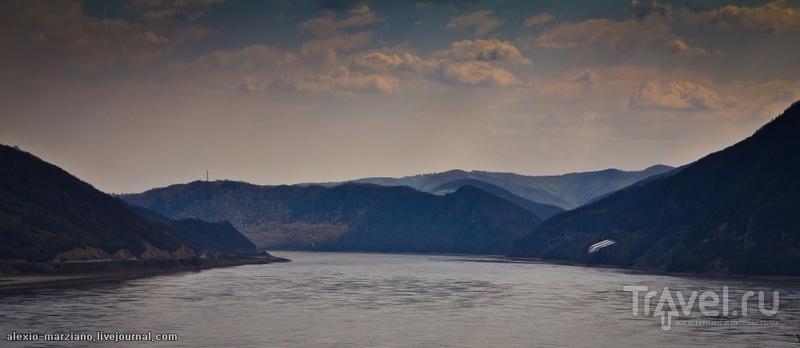 Река Дунай, Сербия / Фото из Сербии