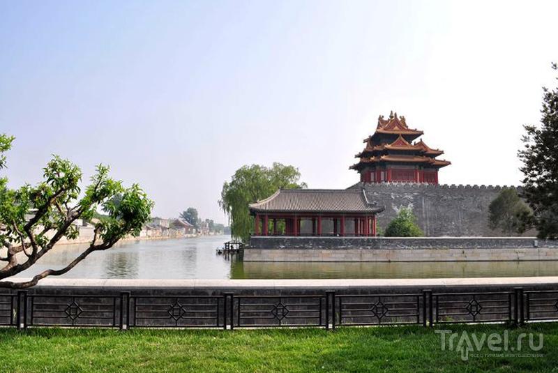"""Музейный комплекс Гугун, или Цзыцзиньчэн (""""Пурпурный запретный город"""") в Пекине, Китай / Фото из Китая"""