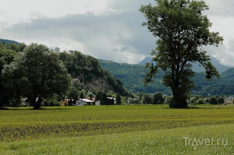 Идиллия - рядом с Зальцбургом / Австрия