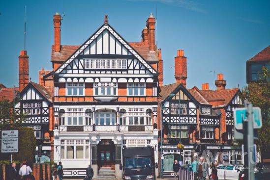 Прогулки вокруг Лондона: Хенли-на-Темзе и Ротерфилд-Грейс / Великобритания