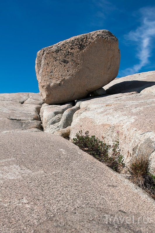 Верхние Йосемити, эротические каменюки и птиц-улов / Фото из США