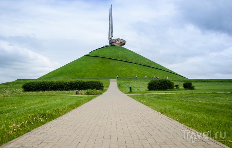 Курган Славы, Белоруссия / Фото из Белоруссии