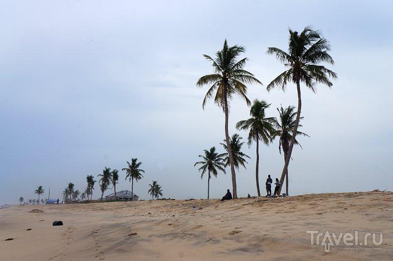 Элегу́ши-Бич (Elegushi Beach) в Лагосе, Нигерия / Фото из Нигерии