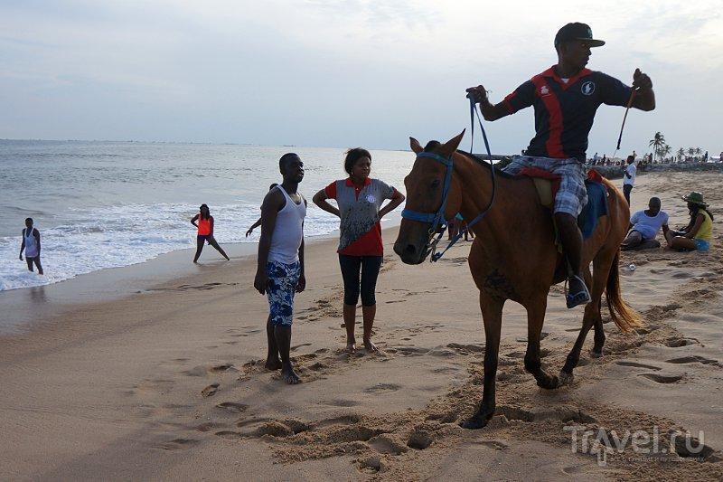 Элегуши-Бич / Фото из Нигерии