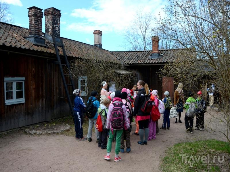 Экскурсии по музею ремесла Луостаринмяки в Турку, Финляндия / Фото из Финляндии