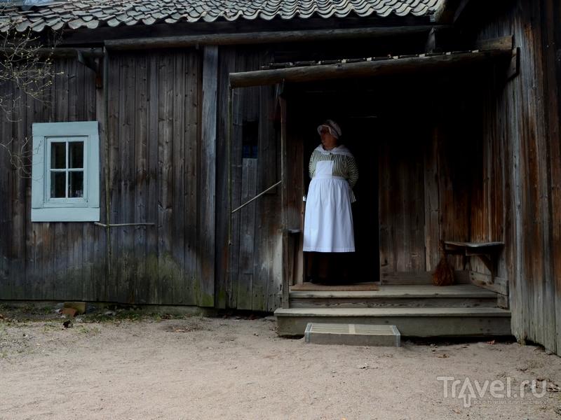 Музей расположен на Вартиовуори, самом высоком холме Турку, Финляндия / Фото из Финляндии
