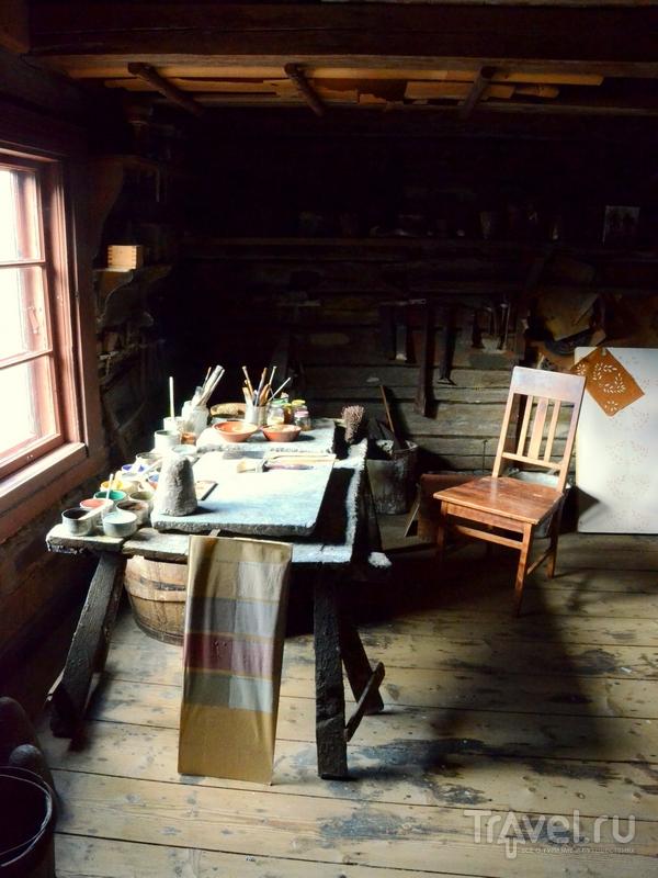 Луостаринмяки - уникальное собрание традиционной архитектуры, Финлянлия / Фото из Финляндии