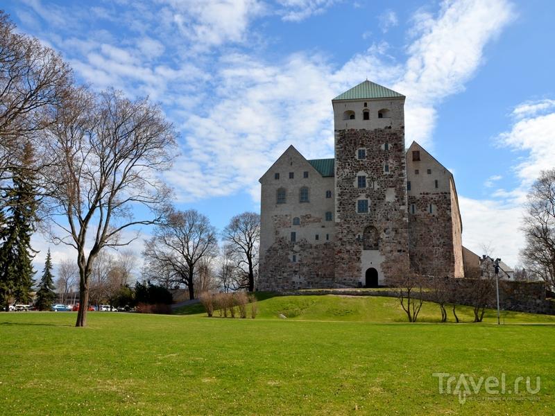 Абоский замок (Turun linna) в Турку, Финляндия / Фото из Финляндии