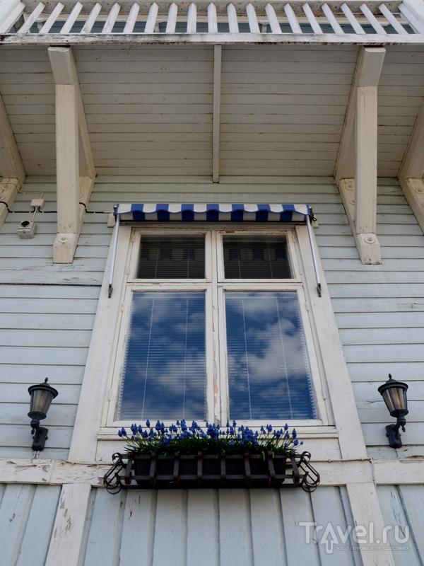 Оформление домов в курортном Нантали, Финляндия / Фото из Финляндии