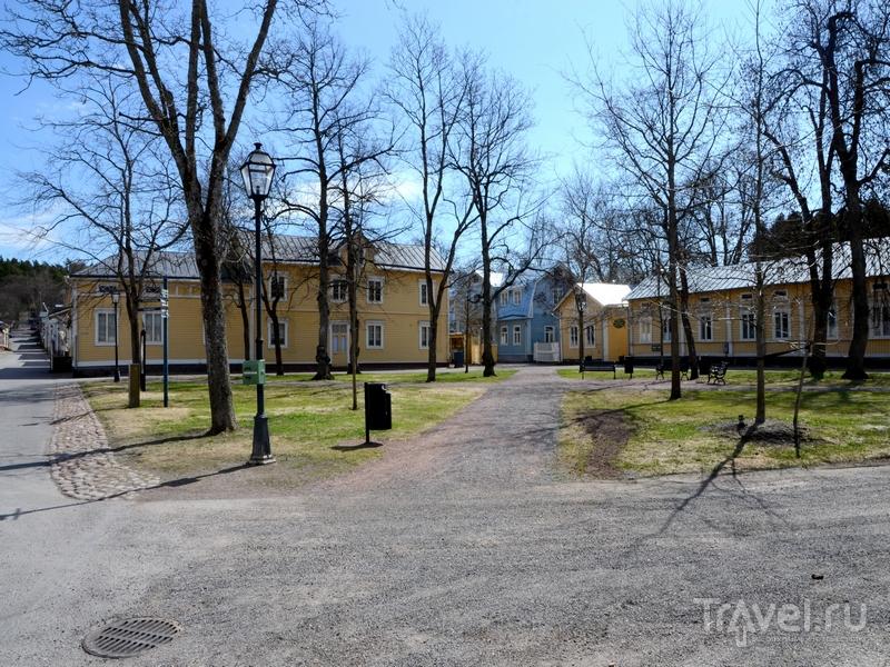В курортном Нантали, Финляндия / Фото из Финляндии