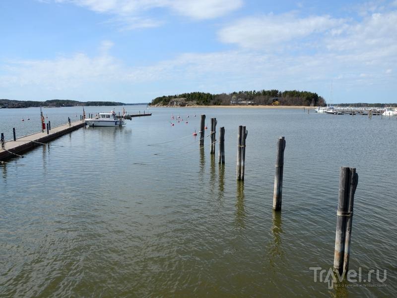Живописное побережье курортного Нантали, Финляндия / Фото из Финляндии