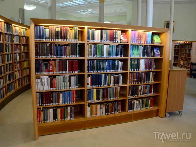 Библиотека в Турку, Финляндия / Фото из Финляндии