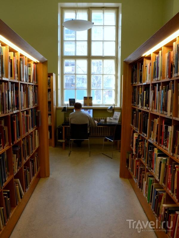 Библиотека в Турку - не только образовательный, но и культурный центр, Финляндия / Фото из Финляндии