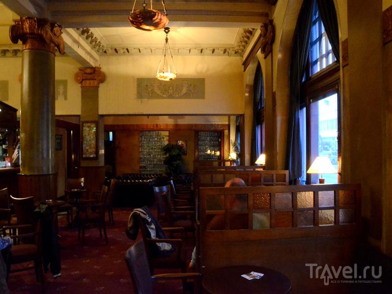 Интерьеры старого банка в баре Old Bank в Турку, Финляндия / Фото из Финляндии