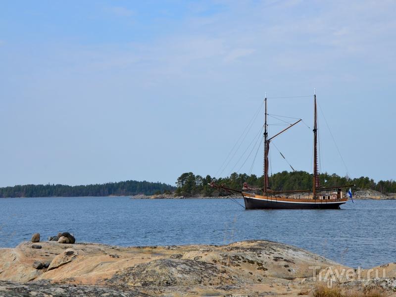 Живописные ландшафты архипелага Турку в Финляндии / Фото из Финляндии
