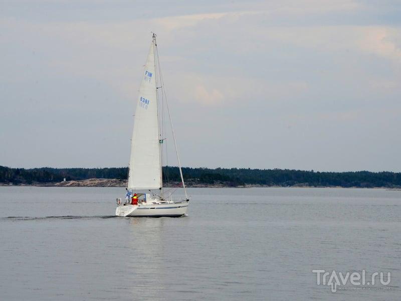 Пейзажи архипелага Турку в Финляндии / Фото из Финляндии