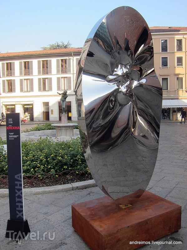 """Свет"" (Luce) в Монце, Италия / Фото из Италии"