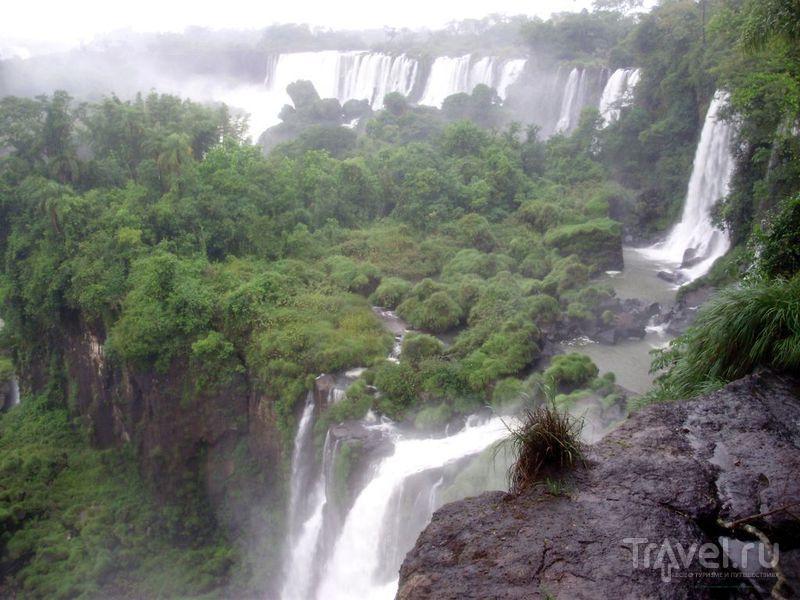 Водопады Игуасу / Фото из Аргентины