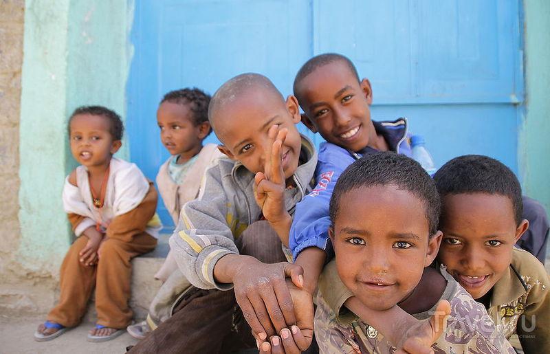 Дикий портрет рифтовой долины. Тиграй / Фото из Эфиопии