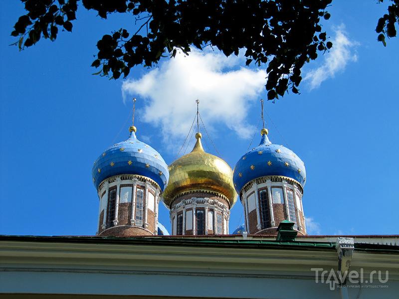 Рязанский кремль / Фото из России