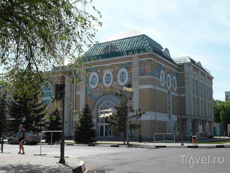 Белгородский государственный художественный музей / Фото из России