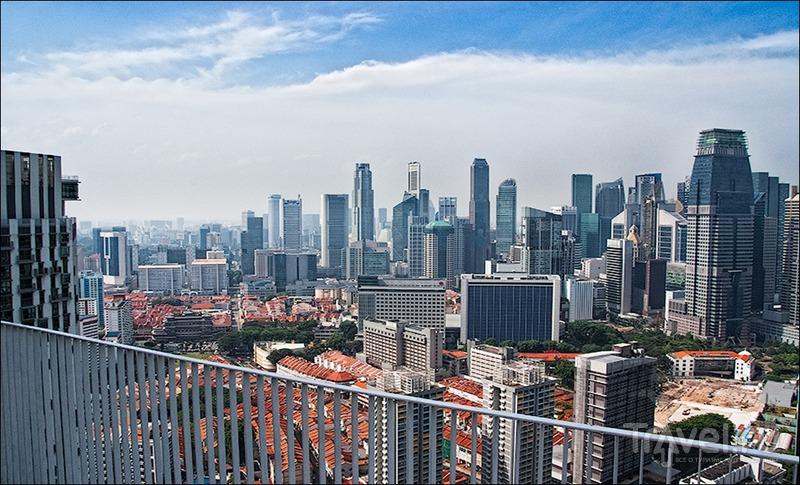 В Сингапуре / Фото из Сингапура