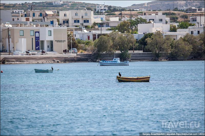 Остров Милос / Фото из Греции