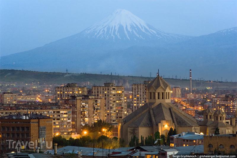 Малый Арарат, Армения / Фото из Армении