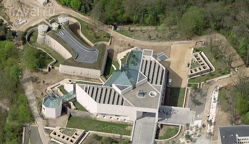 Подземный Люксембург / Люксембург