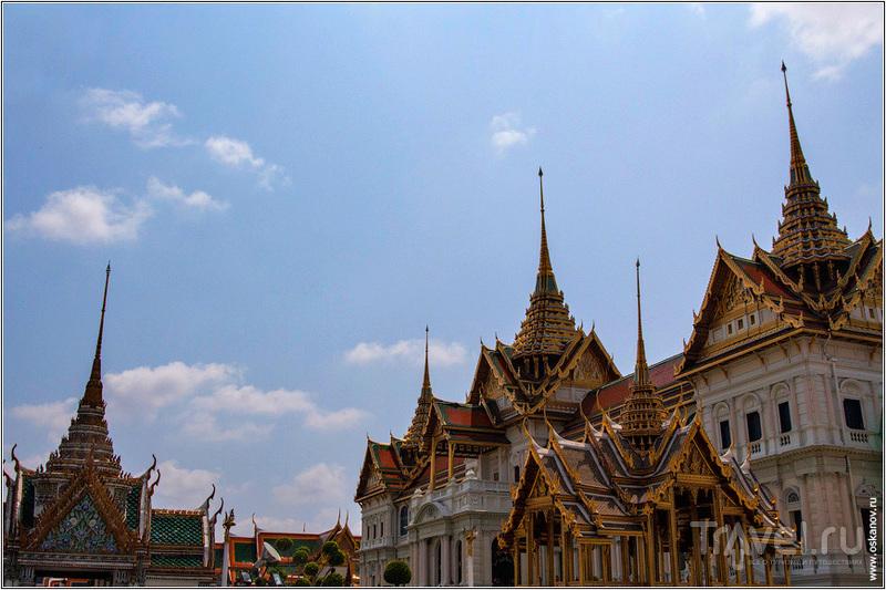 Дворцовый комплекс династии Чакри в Бангкоке, Таиланд / Фото из Таиланда