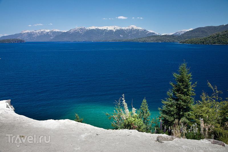 Озеро Науэль-Уапи, Аргентина / Фото из Аргентины