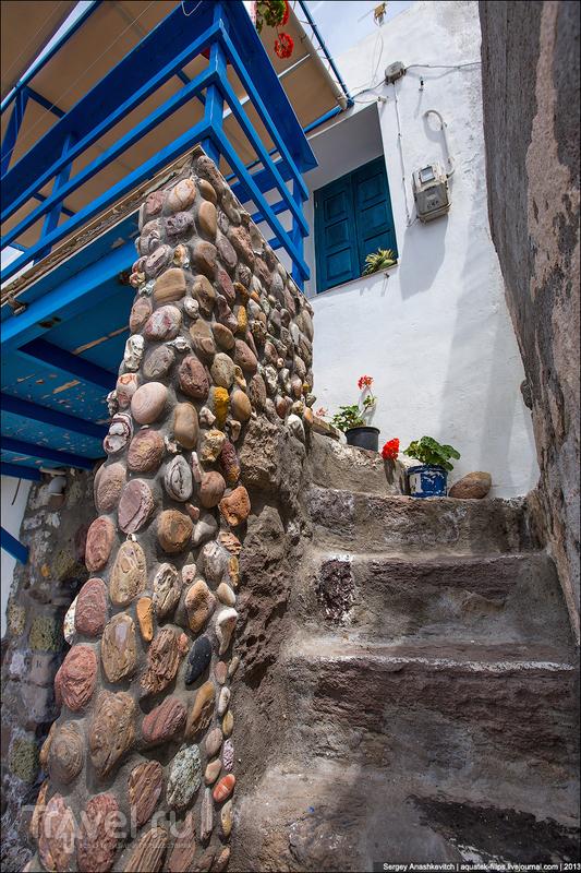 Рыбацкие деревушки на острове Милос / Фото из Греции