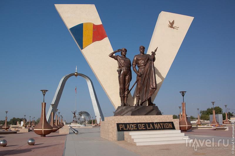 В городе Нджамена, Чад / Фото из Чада