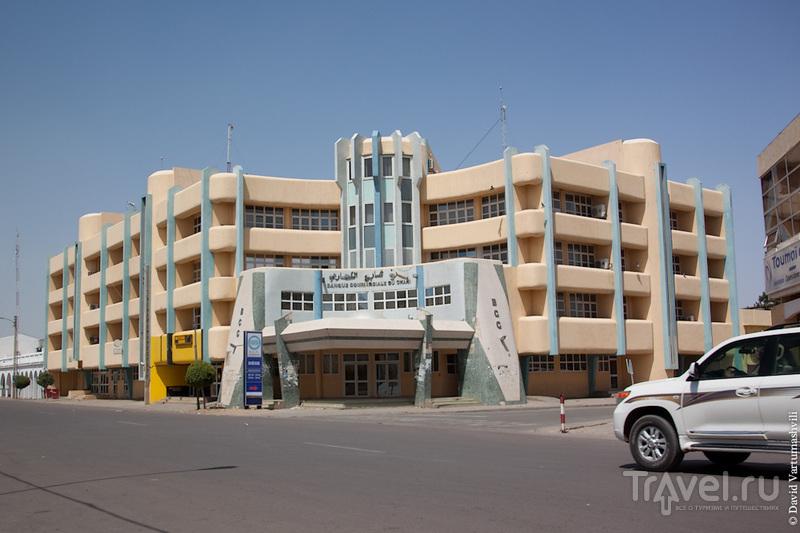 Коммерческий банк du Chari в Нджамена, Чад / Фото из Чада