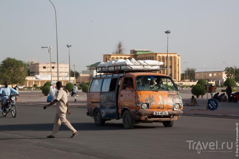 Чад. Нджамена / Фото из Чада
