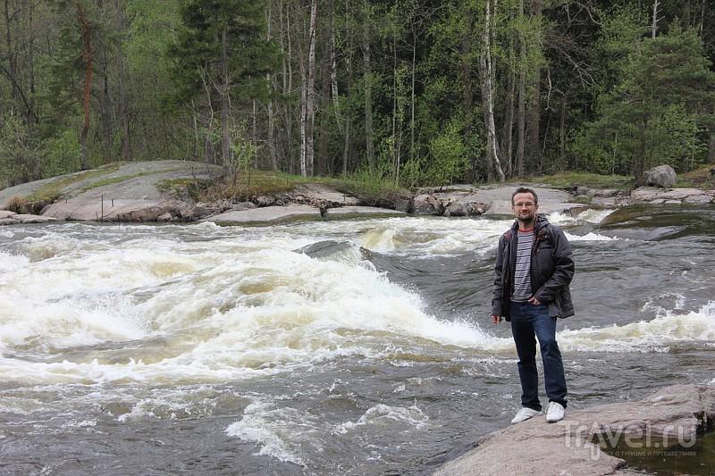 Когда русский Царь ловит рыбу, Европа может подождать / Финляндия