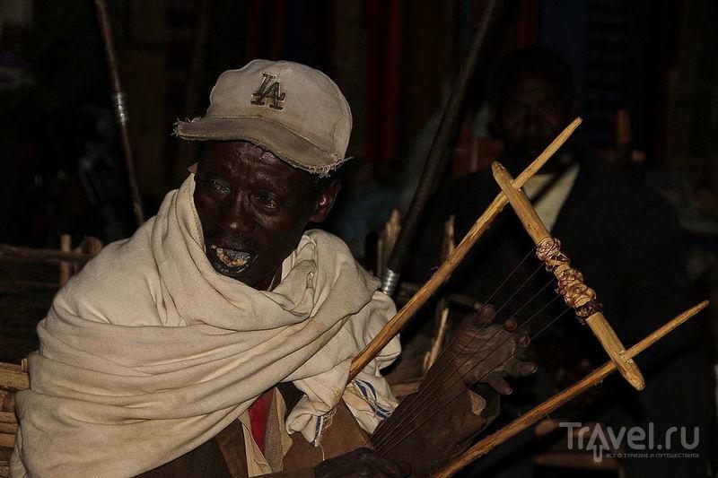 Народ дорзе / Фото из Эфиопии
