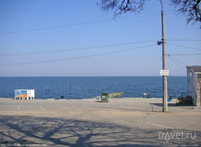 Обновленная набережная на Ланжероне / Украина