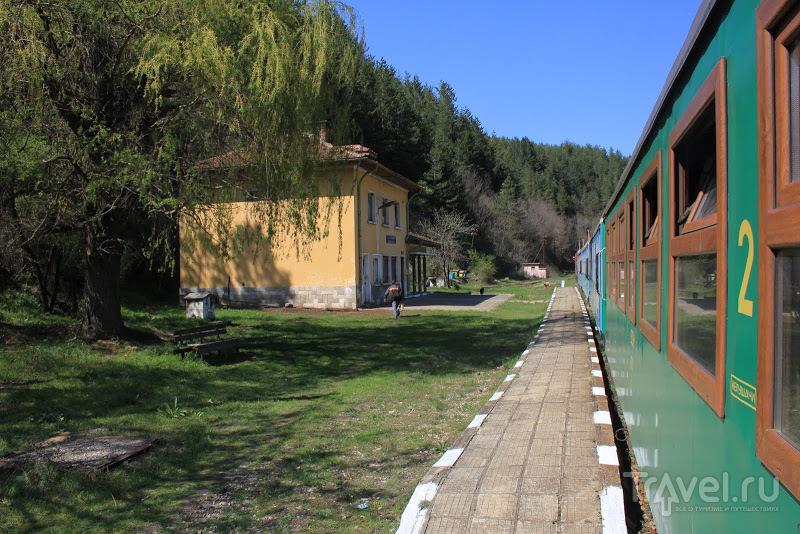 Станция Генерал Ковачев, Болгария / Фото из Болгарии