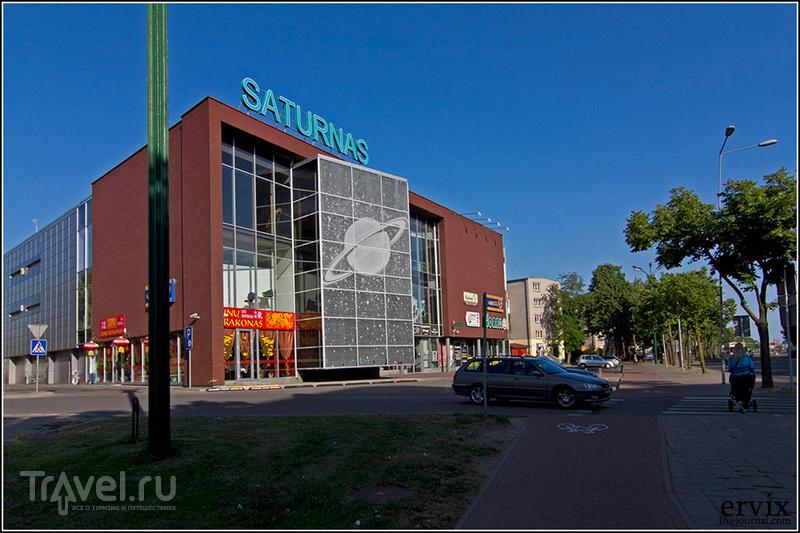 Прогулка по Клайпеде / Фото из Литвы