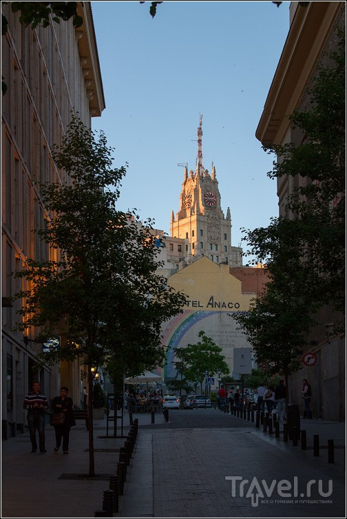 Мадрид - Толедо - Мадрид / Фото из Испании