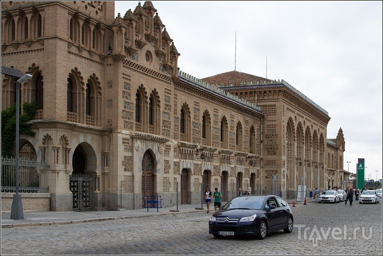 В городе Толедо, Испания / Фото из Испании