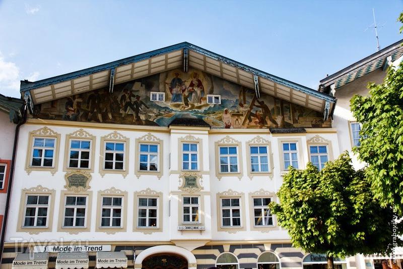 Бад-Тольц - город-сказка / Фото из Германии