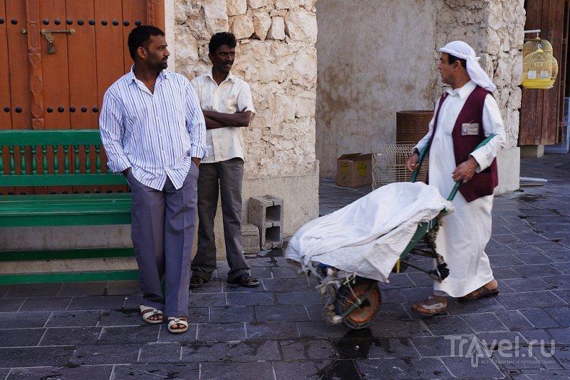 Рынок в Катаре: Сук-Вакиф утренний / Фото из Катара