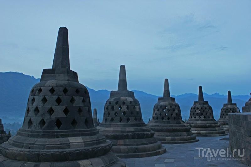 Боробудур. Индонезия, остров Ява / Фото из Индонезии